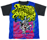 Youth: Jefferson Airplane - White Rabbit(black back) T-Shirt