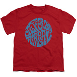 Youth: Jefferson Airplane - Round Logo T-shirts