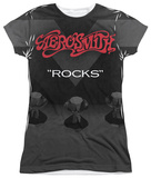 Juniors: Aerosmith - Rocks T-shirts