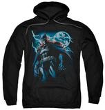 Hoodie: Batman - Stormy Knight Pullover Hoodie