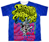 Youth: Jefferson Airplane - White Rabbit Shirt