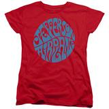Womens: Jefferson Airplane - Round Logo T-Shirt