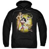 Hoodie: Wonder Woman - Wonder Woman Pullover Hoodie