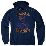 Hoodie: I Dream Of Jeannie - Paint T-Shirt