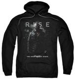 Hoodie: The Dark Knight Rises - Bane Rise Pullover Hoodie