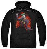 Hoodie: Batman - Joker's Ave Pullover Hoodie