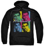 Hoodie: Muhammad Ali - Boxed Pullover Hoodie