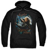 Hoodie: The Hobbit: The Desolation of Smaug - Knives Pullover Hoodie