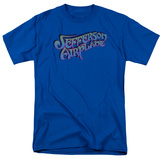 Jefferson Airplane - Gradient Logo T-shirts