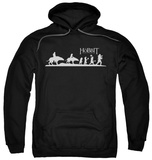 Hoodie: The Hobbit: The Battle of the Five Armies - Orc Company Pullover Hoodie