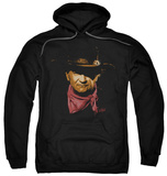 Hoodie: John Wayne - Splatter Pullover Hoodie