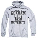 Hoodie: Batman - Property Of Gcu Pullover Hoodie