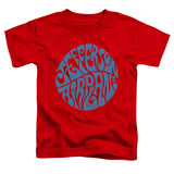 Toddler: Jefferson Airplane - Round Logo Shirts