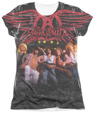 Juniors: Aerosmith - Stage T-shirts