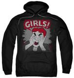 Hoodie: Archie Comics - Girls! Pullover Hoodie