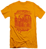 Jefferson Airplane - Group Photo (slim fit) Shirt