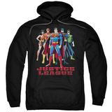 Hoodie: Justice League - In League Pullover Hoodie