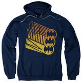 Hoodie: Batman - Bat Signal Shapes Pullover Hoodie