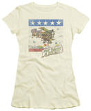 Juniors: Jefferson Airplane - Baxter's Cover T-Shirt