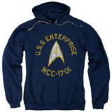 Hoodie: Star Trek - Collegiate Pullover Hoodie