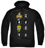 Hoodie: Archie Comics - Band Match Up Shirts