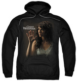 Hoodie: The Ghost Whisperer - Ethereal Pullover Hoodie