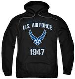 Hoodie: Air Force - Property Of Pullover Hoodie