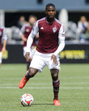 Apr 26, 2014 - MLS: Colorado Rapids vs Seattle Sounders - Edson Buddle Photo by Steven Bisig