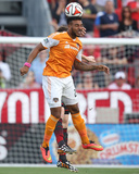 Jul 12, 2014 - MLS: Houston Dynamo vs Toronto FC - Giles Barnes Photo by Tom Szczerbowski