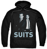 Hoodie: Suits - Partners Pullover Hoodie