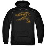 Hoodie: Jurassic Park - Spino Mount Pullover Hoodie
