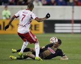 Apr 16, 2014 - MLS: Philadelphia Union vs New York Red Bulls - Sebastien Le Toux Photo by Andy Marlin