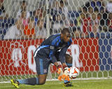 Aug 10, 2014 - MLS: New York Red Bulls vs Chicago Fire - Sean Johnson Foto af Dennis Wierzbicki