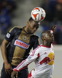 Apr 16, 2014 - MLS: Philadelphia Union vs New York Red Bulls - Bradley Wright-Phillips Photo by Andy Marlin