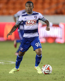 2014 MLS U.S. Open Cup: Jun 24, FC Dallas vs Houston Dynamo - Andres Escobar Photo by Troy Taormina