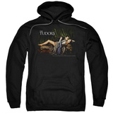 Hoodie: The Tudors - The King And His Queen Pullover Hoodie