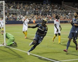 2014 MLS U.S. Open Cup: Jun 18, Los Angeles Galaxy vs Arizona United - Gyasi Zardes Photo by Joe Camporeale