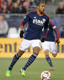 2014 MLS Playoffs: Nov 9, Columbus Crew vs New England Revolution - Teal Bunbury Photo by Stew Milne