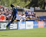 Apr 13, 2014 - MLS: Columbus Crew vs San Jose Earthquakes - Cordell Cato Photo by Kelley L Cox