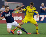 Jul 26, 2014 - MLS: Columbus Crew vs New England Revolution - Chris Tierney Photo by David Butler II