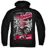 Hoodie: Superman - Day Of Doom Pullover Hoodie