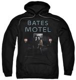 Hoodie: Bates Motel - Motel Room Pullover Hoodie