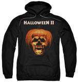 Hoodie: Halloween Ii - Pumpkin Shell Pullover Hoodie