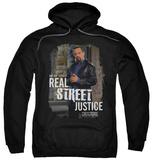 Hoodie: Law & Order: SVU - Street Justice Pullover Hoodie