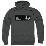 Hoodie: The Office - Sign Logo Pullover Hoodie