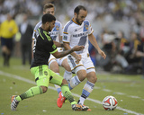 2014 MLS Western Conference Championship: Nov 23, Seattle Sounders vs LA Galaxy - Landon Donovan Photo by Kelvin Kuo