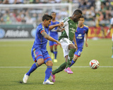 Jul 18, 2014 - MLS: Colorado Rapids vs Portland Timbers - Steve Zakuani, Thomas Piermayr Photo by Susan C. Ragan