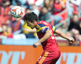 Mar 22, 2014 - MLS: Los Angeles Galaxy vs Real Salt Lake - Tony Beltran Photo by Russell Isabella