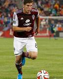 Aug 20, 2014 - MLS: Los Angeles Galaxy vs Colorado Rapids - Dillon Powers Photo by Isaiah J. Downing