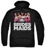 Hoodie: Bridesmaids - Maids Pullover Hoodie